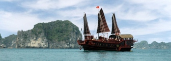 Red Dragon cruise 2 days/1 night